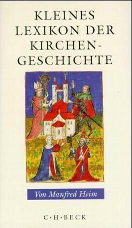 Kleines Lexikon der Kirchengeschichte