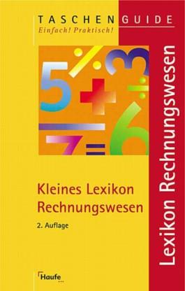 Kleines Lexikon Rechnungswesen