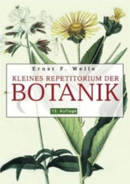 Kleines Repetitorium der Botanik