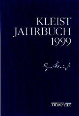 Kleist - Jahrbuch 1999