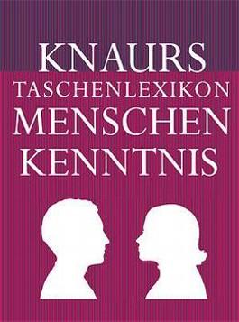 Knaurs Taschenlexikon Menschenkenntnis