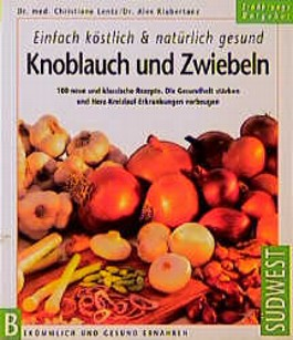 Knoblauch und Zwiebeln