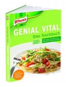 Knorr Genial vital, m. 1 Päckchen 'Hack-Reis Topf'