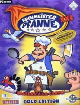 Kochmeister Pfanne XXL - Gold Edition