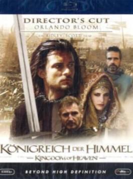 Königreich der Himmel, Director's Cut, 1 Blu-ray, dtsch. u. engl. Version