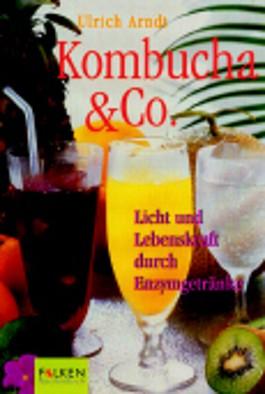 Kombucha, Kefir und Co. Licht und Lebenskraft durch Enzymgetränke.