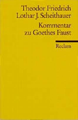 Kommentar zu Goethes Faust