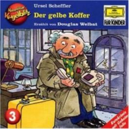 Kommissar Kugelblitz, Band 3 - Der gelbe Koffer