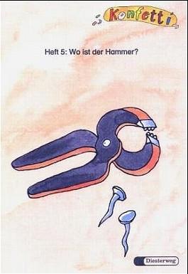 Konfetti. Das neue Unterrichtswerk zum Lesen- und Schreibenlernen / Konfetti - Ausgabe 1998