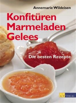 Konfitüren, Marmeladen, Gelees