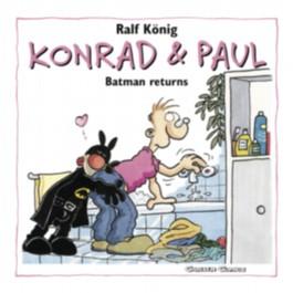 Konrad und Paul Remake / Konrad und Paul, Band 3: Batman returns (Remake)