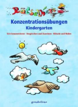 Konzentrationsübungen Kindergarten