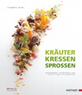 Kräuter - Kressen - Sprossen