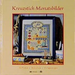 Kreuzstich Monatsbilder