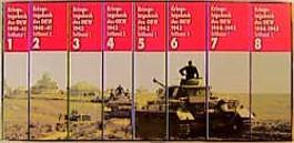 Kriegstagebuch des Oberkommandos der Wehrmacht ( Wehrmachtsführungsstab) 1940 - 1945