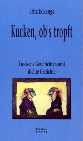 Kucken, ob's tropft