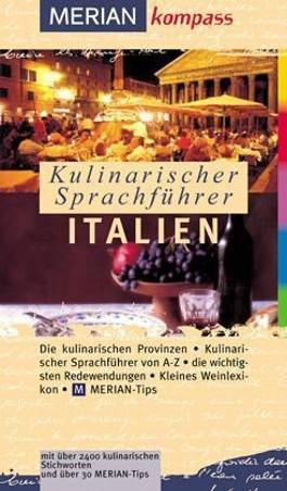 Kulinarischer Sprachführer Italien