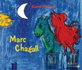 Kunst-Malbuch Marc Chagall