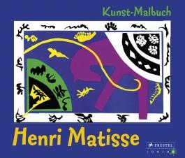 Kunst-Malbuch Matisse