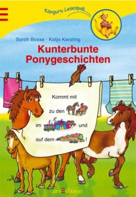 Kunterbunte Ponygeschichten