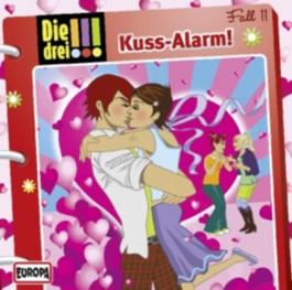 Die drei !!! - Kuss-Alarm