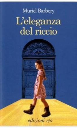L' eleganza del riccio. Die Eleganz des Igels, italienische Ausgabe