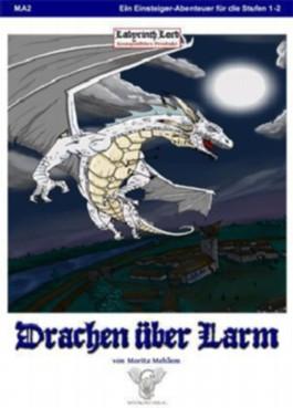 Labyrinth Lord - Drachen über Larm