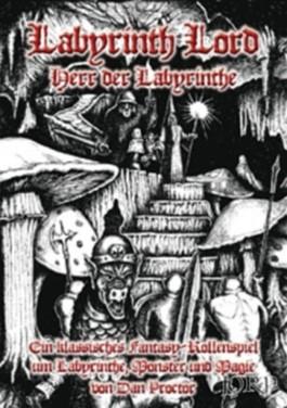 Labyrinth Lord - Herr der Labyrinthe das Fantasy Rollenspiel
