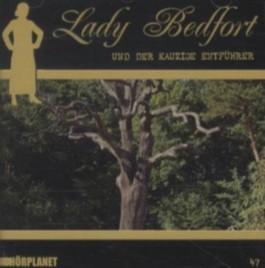 Lady Bedfort - Der kauzige Entführer, 1 Audio-CD