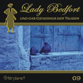 Lady Bedfort und das Geheimnis der Tauben