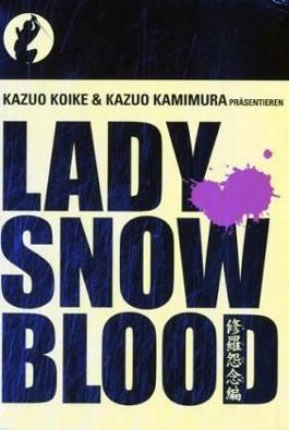 Lady Snowblood Bd. 2