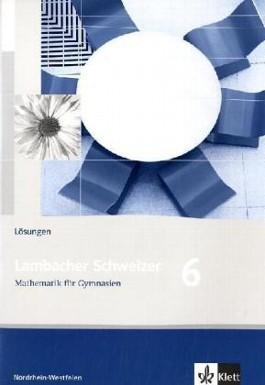 Lambacher Schweizer - Ausgabe Nordrhein-Westfalen - Neubearbeitung / Schülerbuch 6. Schuljahr