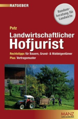 Landwirtschaftlicher Hofjurist (f. Österreich)