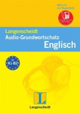 Langenscheidt Audio-Grundwortschatz Englisch - mp3-CD mit Begleitheft