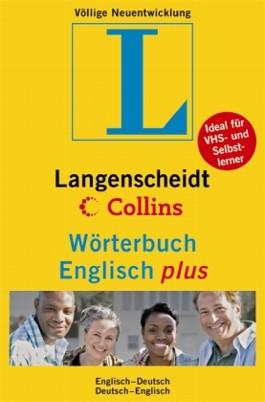 Langenscheidt Collins Wörterbuch Englisch plus