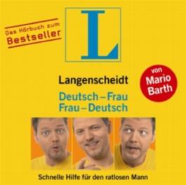 Langenscheidt Deutsch-Frau /Frau-Deutsch