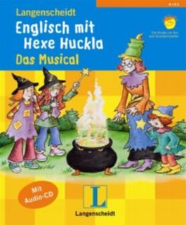 Langenscheidt Englisch mit Hexe Huckla - Das Musical - Buch mit Audio-CD