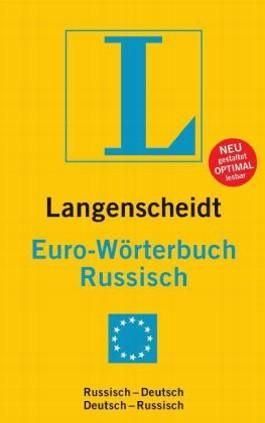 Langenscheidt Euro-Wörterbuch Russisch