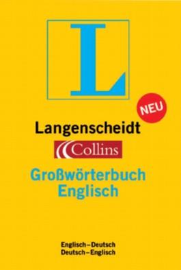 Langenscheidt Grosswörterbücher / Collins. Englisch