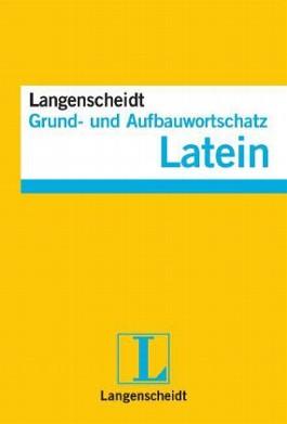 Langenscheidt Grundwortschatz Latein