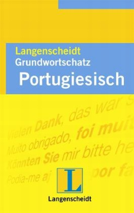Langenscheidt Grundwortschatz Portugiesisch