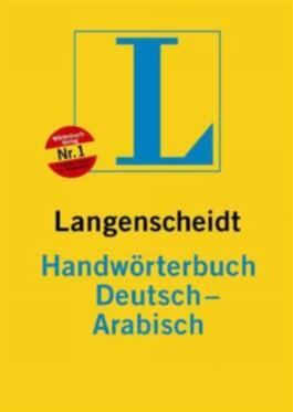 Langenscheidt Handwörterbuch Arabisch