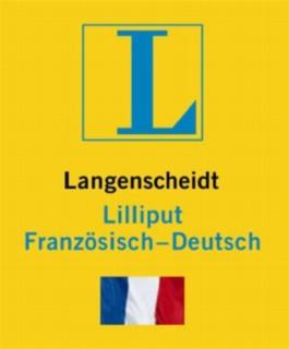 Langenscheidt Lilliput Französisch