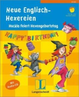 Langenscheidt Neue Englisch-Hexereien - Buch 32 S. und CD