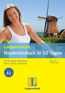 Langenscheidt Niederländisch in 30 Tagen - Buch, 2 Audio-CDs