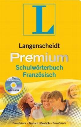 Langenscheidt Premium-Schulwörterbuch Französisch