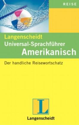 Langenscheidt Universal-Sprachführer Amerikanisch