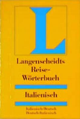 Langenscheidts Reisewörterbücher, Italienisch
