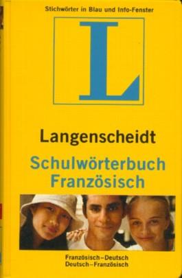 Langenscheidts Schulwörterbuch, Französisch