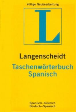 Langenscheidts Taschenwörterbuch, Spanisch
